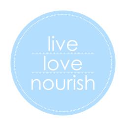 Live Love Nourish logo