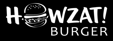 howzat burger logo